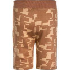 Mainio CHILDRENS  Spodnie treningowe beige. Brązowe spodnie dresowe dziewczęce Mainio, z bawełny. Za 159,00 zł.