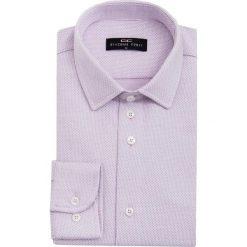 Koszula SIMONE KDFS000077. Białe koszule męskie na spinki marki bonprix, z klasycznym kołnierzykiem. Za 199,00 zł.
