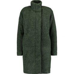 Kurtki i płaszcze damskie: Samsøe & Samsøe HOFF  Płaszcz wełniany /Płaszcz klasyczny green