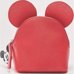 Torebka Mickey Mouse - Czerwony. Czarne torebki klasyczne damskie marki KIPSTA, z poliesteru, do piłki nożnej. Za 69,99 zł.