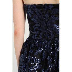 Swing Sukienka koktajlowa ink/black. Niebieskie sukienki koktajlowe marki Swing, z materiału. W wyprzedaży za 471,75 zł.