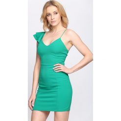 Zielona Sukienka Forever Now. Zielone sukienki hiszpanki Born2be, na lato, s. Za 89,99 zł.