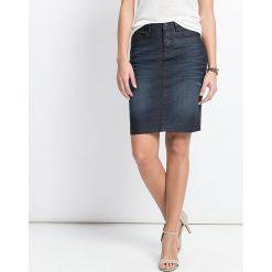Spódniczki: Dżinsowa spódnica w kolorze granatowym
