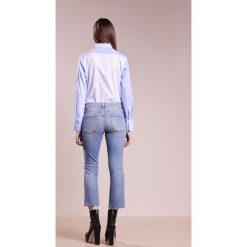 7 for all mankind CROPPED  Jeansy Bootcut eclipse blue. Niebieskie jeansy damskie bootcut 7 for all mankind. W wyprzedaży za 554,95 zł.