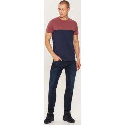 Jeansy high waist skinny - Niebieski. Niebieskie boyfriendy damskie House, z jeansu, z podwyższonym stanem. Za 79,99 zł.