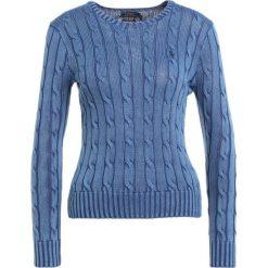 Swetry klasyczne damskie: Polo Ralph Lauren JULIANNA Sweter dark blue