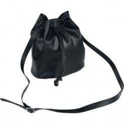 Quadra NuHide Bucket Bag Torebka - Handbag czarny. Czarne torebki klasyczne damskie Quadra, w paski. Za 99,90 zł.