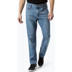Joker - Jeansy męskie, niebieski. Niebieskie jeansy męskie relaxed fit Joker. Za 449,95 zł.