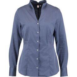 Bluzki asymetryczne: Seidensticker Bluzka dunkelblau/weiß