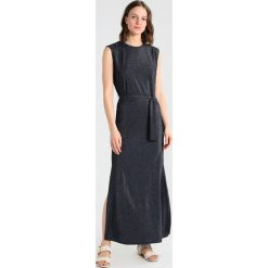Długie sukienki: Vila VILEJANA DRESS Długa sukienka total eclipse