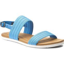 Sandały TEVA - Avalina Sandal Gore 1016129 Ceramic Blue. Niebieskie sandały damskie Teva, z materiału. W wyprzedaży za 229,00 zł.