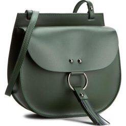 Torebka CREOLE - K10292  Zielony Ciemny. Zielone torebki klasyczne damskie Creole. W wyprzedaży za 159,00 zł.