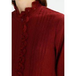 Koszule wiązane damskie: IVY & OAK Koszula rusty red