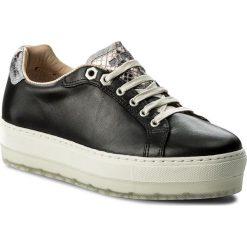 Sneakersy DIESEL - S Andyes W Y01253 P1441 H1572 Back/Gunmetal. Czarne sneakersy damskie Diesel, z materiału. Za 629,00 zł.