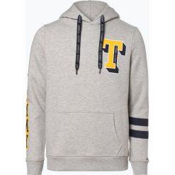 Tommy Jeans - Męska bluza nierozpinana, szary. Szare bluzy męskie rozpinane marki Tommy Jeans, l, z nadrukiem, z jeansu. Za 449,95 zł.