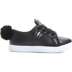 Buty dziecięce: Czarne Buty Sportowe Funny Bunny