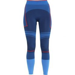 Adidas by Stella McCartney TRAIN Legginsy night indigo/core red. Niebieskie legginsy adidas by Stella McCartney, xs, z elastanu. Za 399,00 zł.
