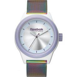 Zegarek unisex Reebok Rainbow RC-CRB-U2-PWS0-KV. Szare zegarki męskie marki Reebok, l, z dzianiny, z okrągłym kołnierzem. Za 395,00 zł.