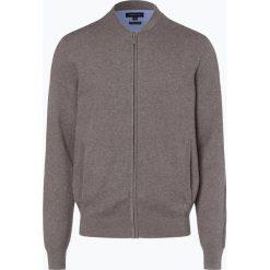 Andrew James - Kardigan męski, beżowy. Brązowe swetry rozpinane męskie Andrew James, m, z bawełny. Za 169,95 zł.