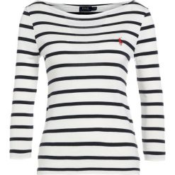 Bluzki damskie: Polo Ralph Lauren STRIPED MERC Bluzka z długim rękawem nevis/aviator navy