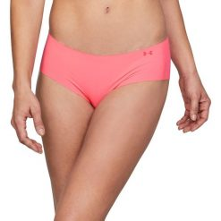 Figi: Under Armour Figi damskie Pure Stretch Hipster różowe r. S (1275736-820)