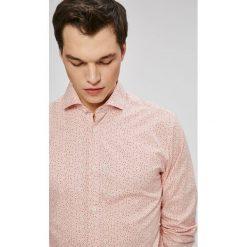 Selected - Koszula. Szare koszule męskie na spinki marki House, l, z bawełny. Za 219,90 zł.