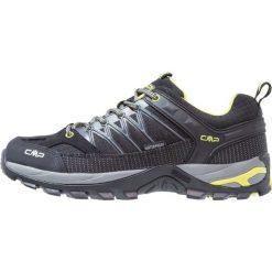 CMP RIGEL LOW SHOES WP Obuwie hikingowe nero. Czarne buty skate męskie CMP, z materiału, outdoorowe. Za 359,00 zł.