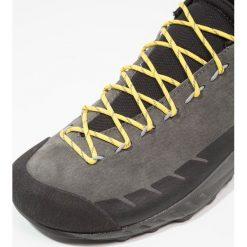La Sportiva TX2 Buty wspinaczkowe carbon/yellow. Szare buty trekkingowe męskie La Sportiva, z gumy, outdoorowe. Za 629,00 zł.