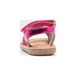 Gioseppo Sandały fuxia. Czerwone sandały chłopięce Gioseppo, z materiału. Za 169,00 zł.