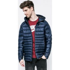 Nike Sportswear - Kurtka puchowa. Szare kurtki męskie bomber Nike Sportswear, m, z bawełny, z kapturem. W wyprzedaży za 499,90 zł.