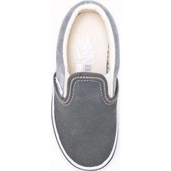 Vans - Tenisówki dziecięce. Szare buty sportowe chłopięce marki Vans, z materiału. W wyprzedaży za 159,90 zł.