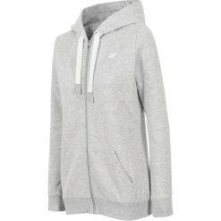 Bluzy damskie: 4f Bluza damska H4Z18-BLD001 szara r. XL