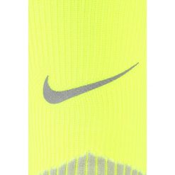 Skarpetki damskie: Nike Performance ELITE COMPRESSION OVER THE CALF RUNNING  Podkolanówki volt/wolf grey