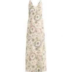 Długie sukienki: Uno Piu Uno GOSENA Długa sukienka beige