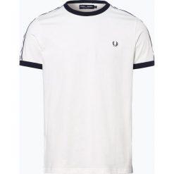 T-shirty męskie: Fred Perry – T-shirt sportowy męski, czarny