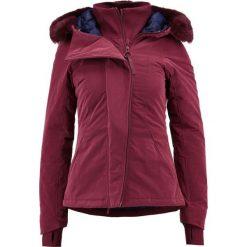 Bench CORE  Kurtka przejściowa cabernet. Czerwone kurtki damskie Bench, l, z bawełny. W wyprzedaży za 543,20 zł.