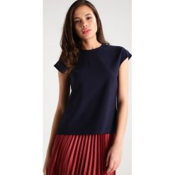 T-shirty damskie: IVY & OAK Tshirt basic midnight blue