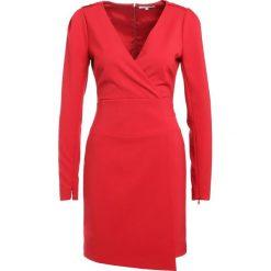 Patrizia Pepe Sukienka etui college red. Czerwone sukienki marki Patrizia Pepe, z elastanu. W wyprzedaży za 1004,25 zł.
