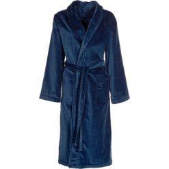 Vossen FEELING Szlafrok dark blue. Niebieskie szlafroki damskie Vossen, s, z bawełny. Za 349,00 zł.