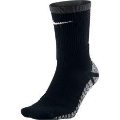 Skarpetogetry piłkarskie: Nike Skarpety piłkarskie Nike Grip Strike LTWT Crew kolor czarny r. 41-43 (SX5089 010)