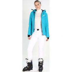 Colmar DONNA FREESKI Kurtka snowboardowa mineral green/mineral. Zielone kurtki sportowe damskie Colmar, z materiału, narciarskie. W wyprzedaży za 1032,85 zł.