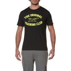 Asics Koszulka męska Sanded Top Performance czarna r. XL (1250750904). Czarne koszulki sportowe męskie Asics, m. Za 87,54 zł.