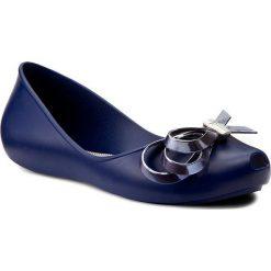 Baleriny ZAXY - Luxury Fem 82108 Blue 90061. Niebieskie baleriny damskie marki Zaxy, z materiału. W wyprzedaży za 109,00 zł.