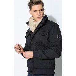 Granatowa Kurtka Your Apologies. Czarne kurtki męskie marki Born2be, l, z aplikacjami, z dresówki. Za 169,99 zł.