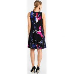 Sukienki hiszpanki: Lauren Ralph Lauren Petite SUZAN SLEEVELESS DAY DRESS Sukienka z dżerseju black/pink