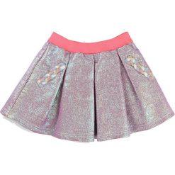 Spódniczki dziewczęce z falbankami: Spódnica w kolorze różowym