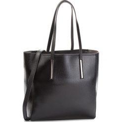 Torebka JENNY FAIRY - RC13053 Black 1. Czarne torebki klasyczne damskie marki Jenny Fairy, ze skóry ekologicznej. Za 119,99 zł.