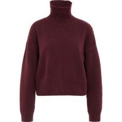 CLOSED Sweter rum raisin. Czerwone swetry klasyczne damskie CLOSED, xl, z materiału. Za 789,00 zł.