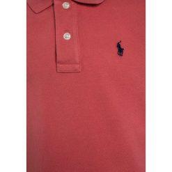 Polo Ralph Lauren CUSTOM FIT  Koszulka polo adirondack berry. Fioletowe t-shirty chłopięce Polo Ralph Lauren, z bawełny. Za 149,00 zł.