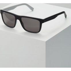 Okulary przeciwsłoneczne męskie: Lacoste Okulary przeciwsłoneczne matte black/grey